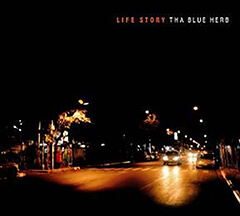 THA BLUE HERB「LIFE STORY」(CDジャケット)