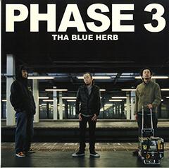 THA BLUE HERB「PHASE3/C2C4」(アナログ盤ジャケット)