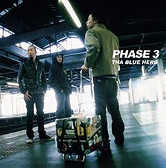 THA BLUE HERB「PHASE3/C2C4」(CDジャケット)