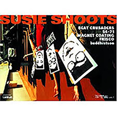SUSIE SHOOTS-BEAT CRUSADERS , 54-71 , マグネットコーティング , FRISCO , buddhistson(写真集)